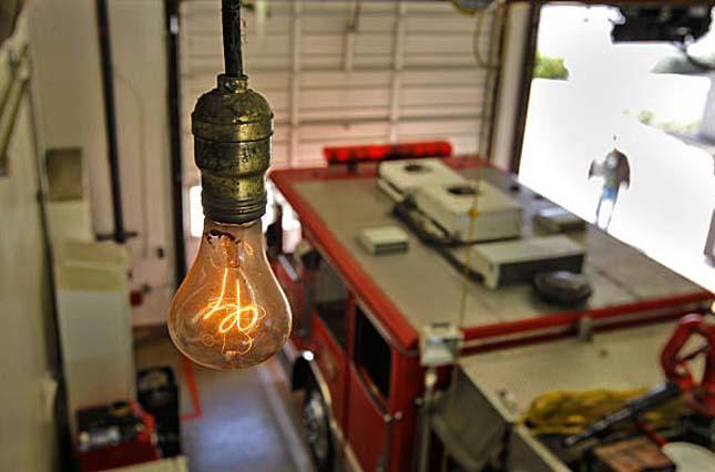 112 éve világít egy villanykörte