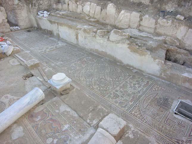 1500 éves templom Jeruzsálemben