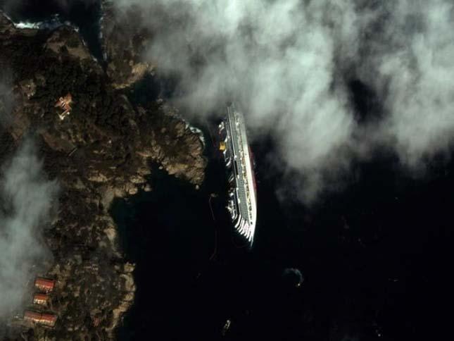 Műholdképek