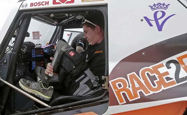 Dakar rally 2013
