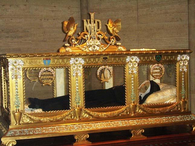 Soubirous Szent Bernadett