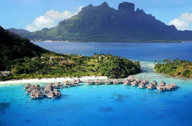 Bora Bora - Francia Polinézia