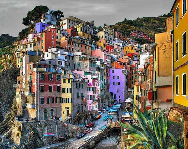 Riomaggiore, Olaszország