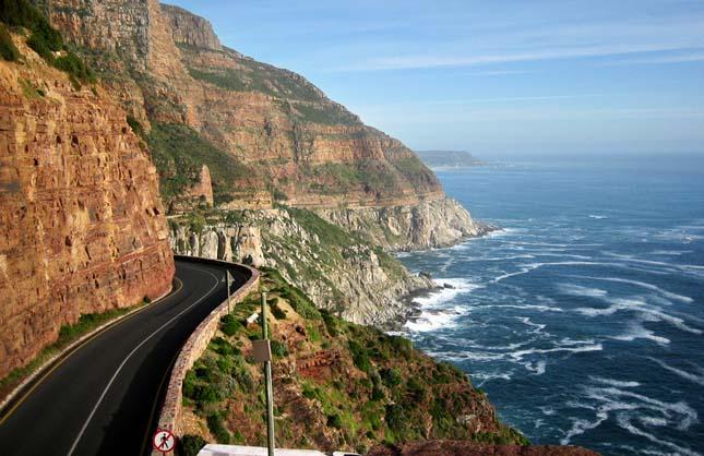 Chapman's PeakDrive, Dél-Afrika