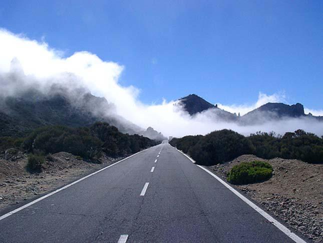 Las Canadas del Teide,Spanyolország