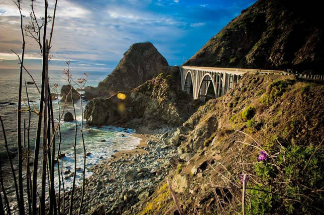Pacific Coast Highway, Kalifornia, USA