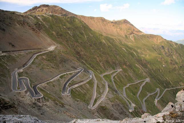Stelvio Pass, Olaszország