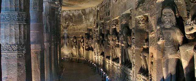 Ajanta-barlangok