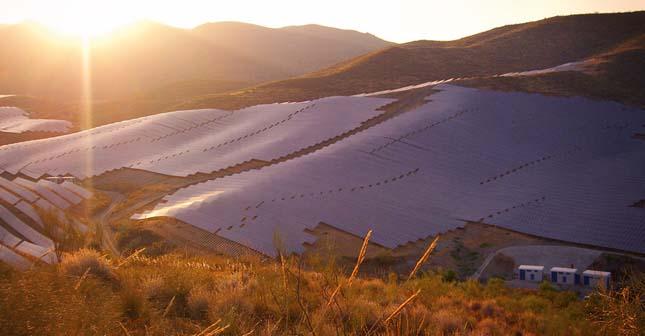 Almería üvegházai