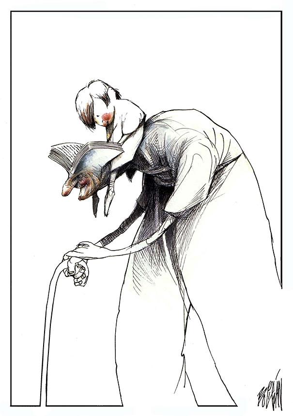 Angel Boligan