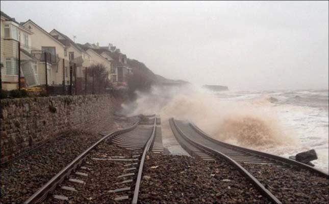 Vihar Angliában