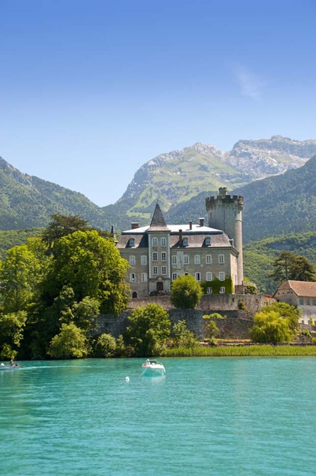 Annecy-tó