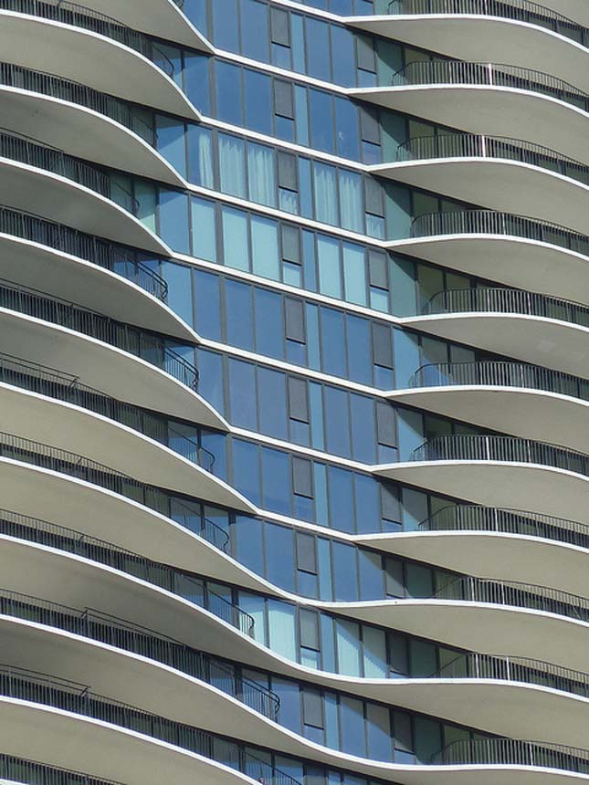 Aqua Tower, Chicago