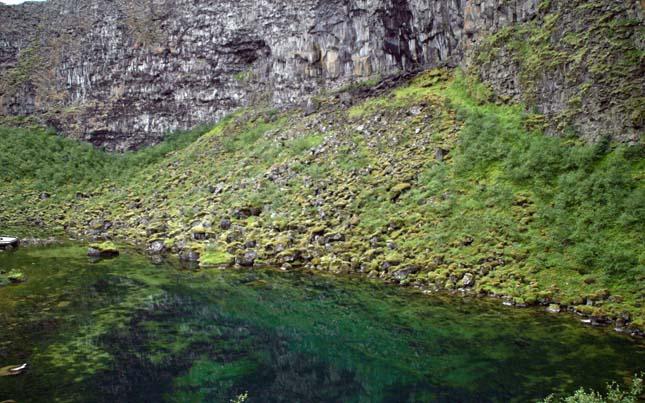 Asbyrgi-kanyon