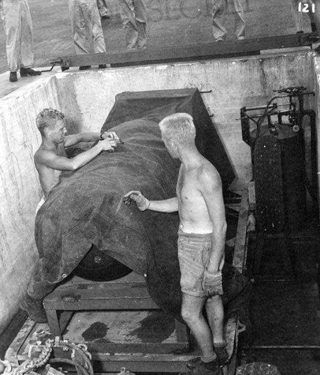A Hirosimára és Nagaszakira dobott atombombák
