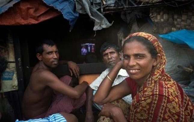 banglades-i nyomor
