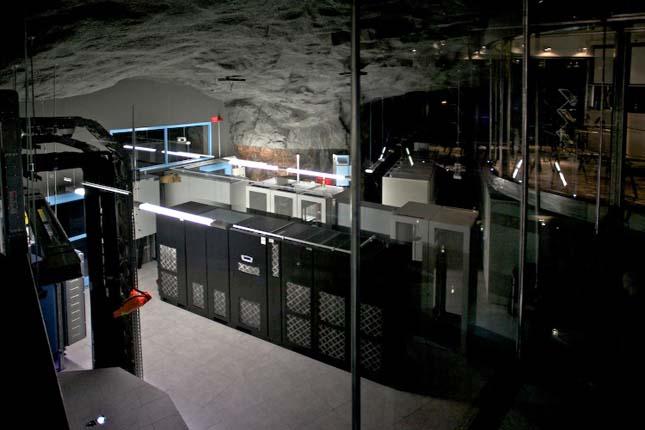 Banhof adatközpontja