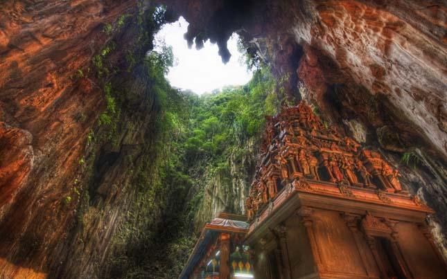 Batu barlangok, Malajzia