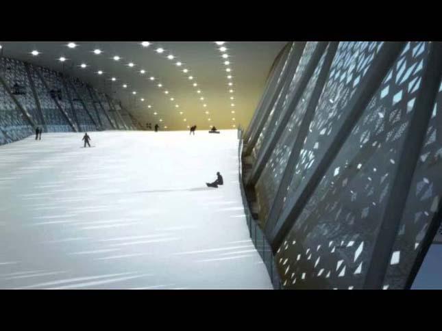 Fedett sípálya Dániában, Skidome Denmark