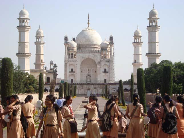 Taj Mahal mása