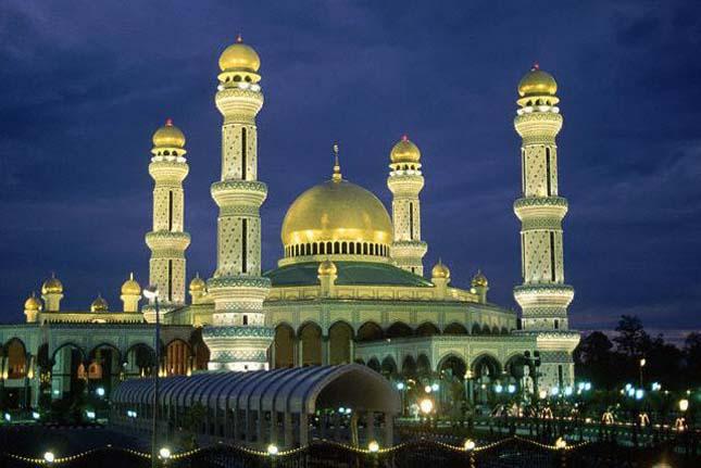Brunei palota