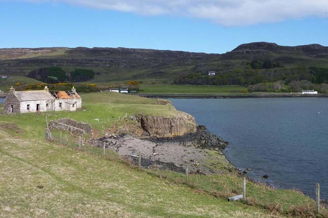 Small-szigetek, Skócia
