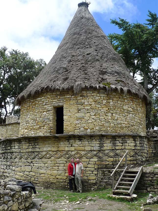Chachapoya indiánok