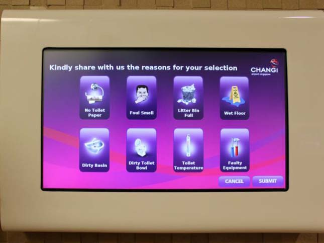 Szingapúr-Changi repülőtér
