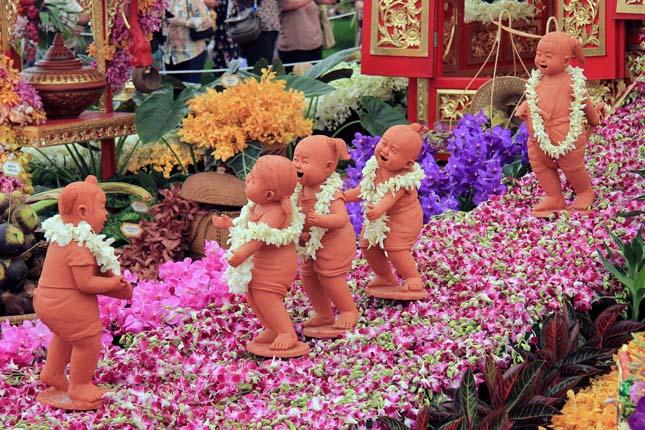 Chelsea virág show