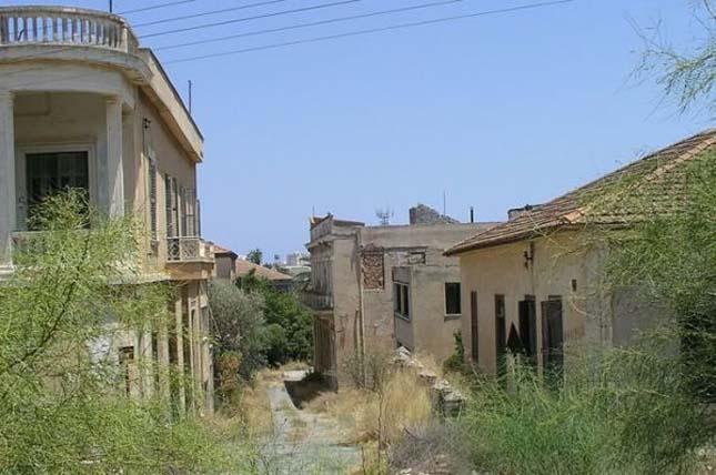 Elhagyott ciprus