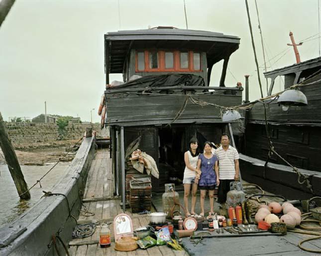 Kínai élet