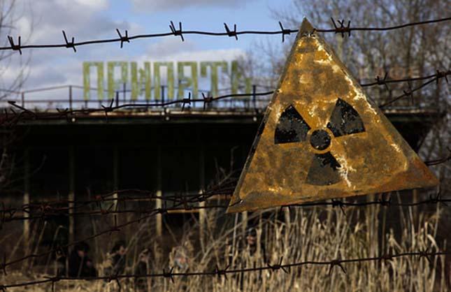 Csernobili roncstemető