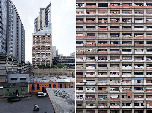 Dávid-torony, Caracas