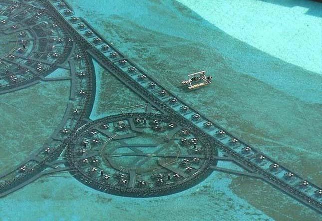 Dubai Fountain,a világ legnagyobb szökőkútja