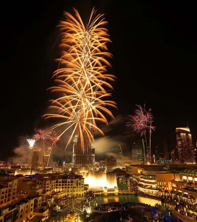 Tűzijáték dubai-fireworks-7 Hírek & Érdekességek