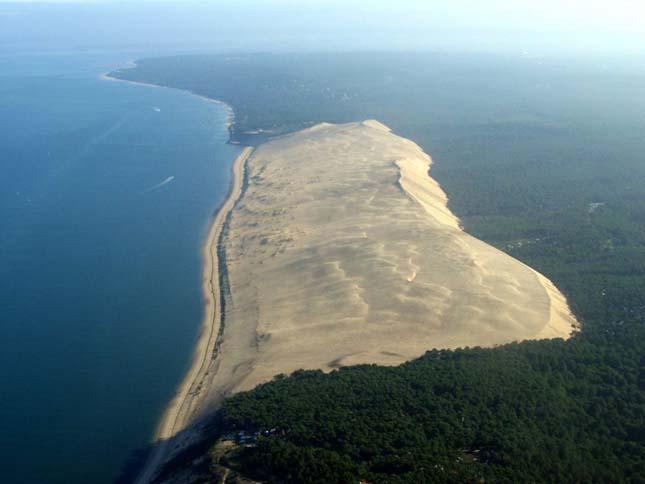 Dune de Plya, Európa legnagyobb homokdűnéje