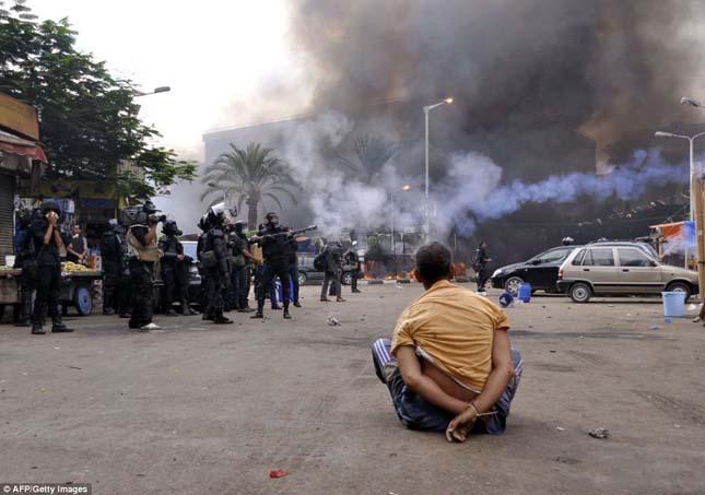 Egyiptomi harcok