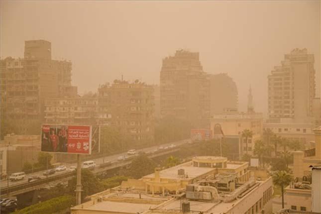 Egyiptomi homokvihar