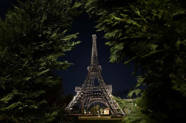 Eiffel-torony másolatok a világban