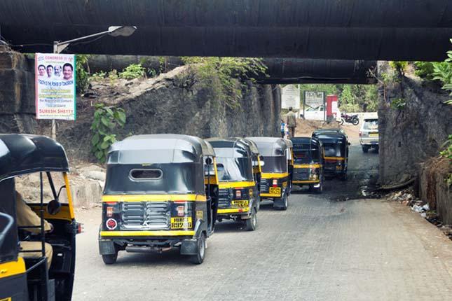 Mumbai vízvezeték