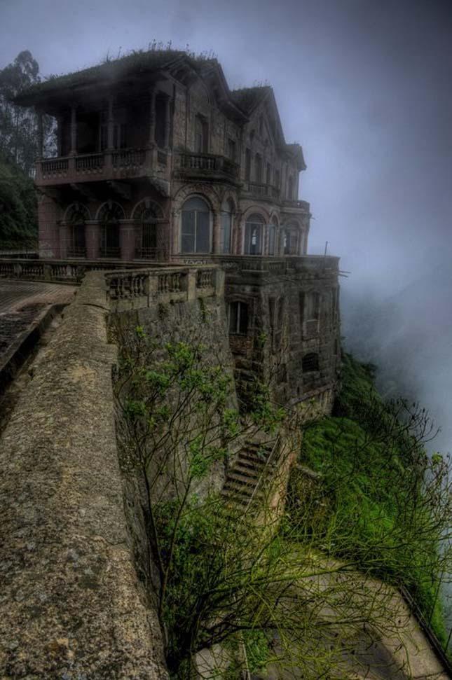 Hotel del Salto, Kolumbia