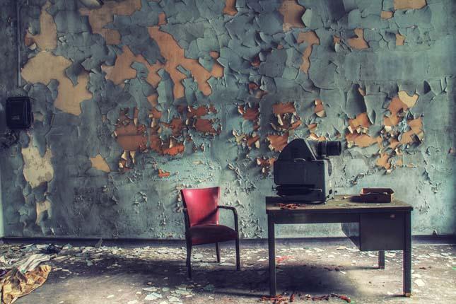 Elhagyott iskolák