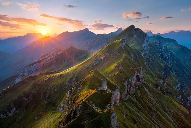 Gyönyörű tájképek
