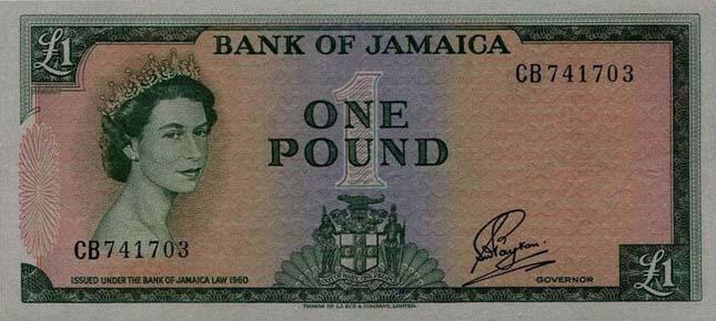 II. Erzsébet királynő angol pénzeken