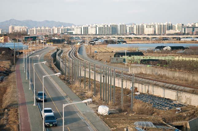 Észak és dél-Korea