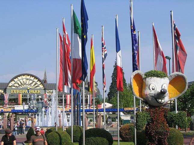 A legjobb vidámparkok Európában