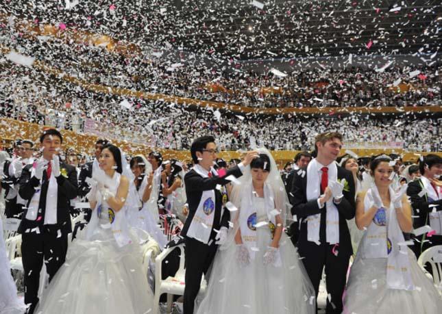 Extrém esküvők