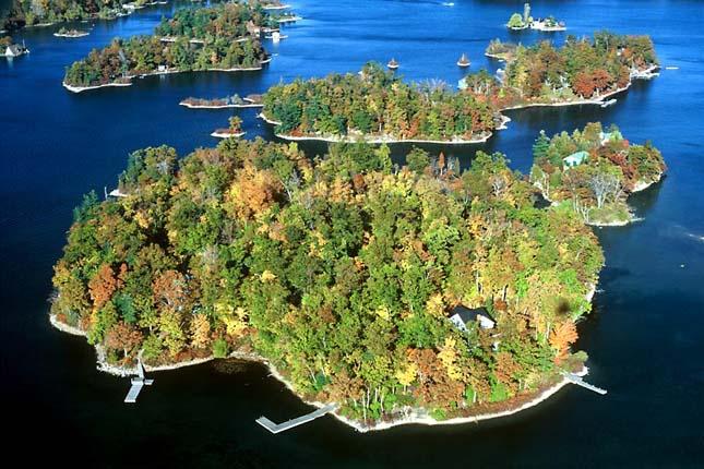 Ezer sziget tava
