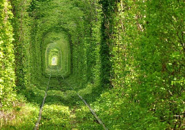 Természetes alagutak