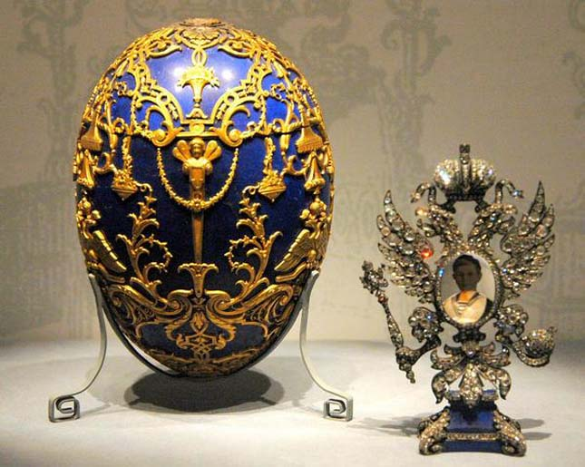 Faberge tojás